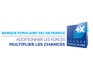 logo de BANQUE POPULAIRE VAL DE FRANCE