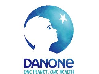 Logo de DANONE