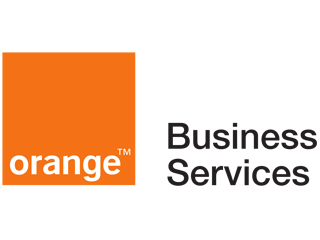 Logo de Orange business service