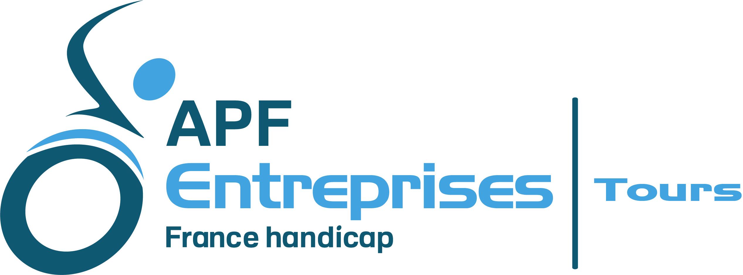 logo de APF ENTREPRISES TOURS