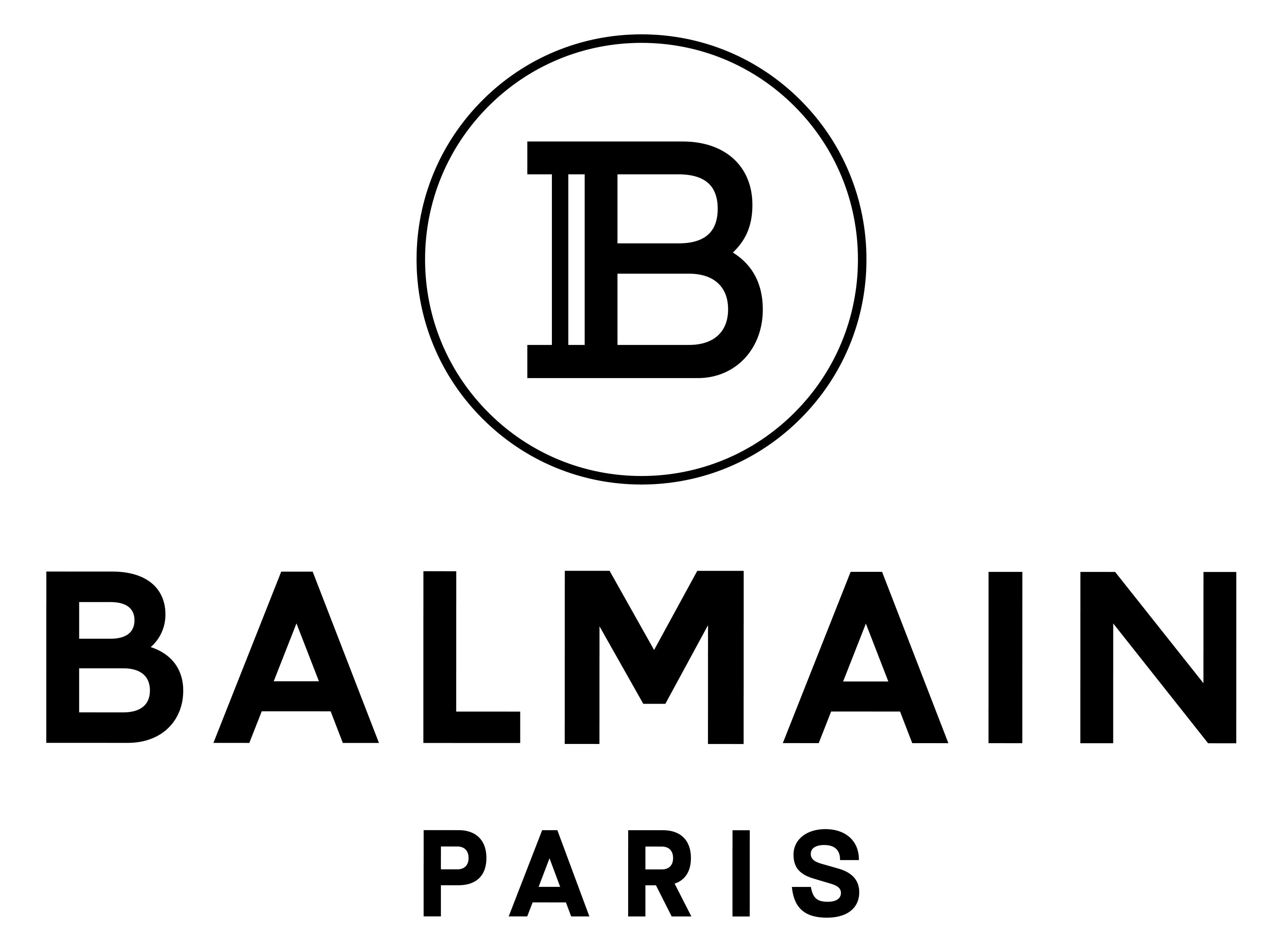 Visitez le stand de BALMAIN