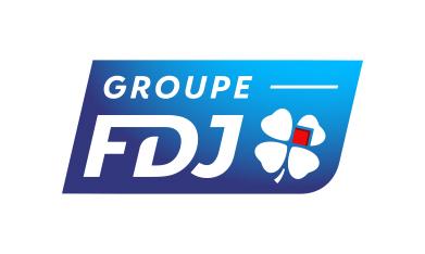 logo de FDJ-Française des jeux