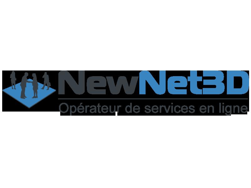 Logo de NEWNET3D