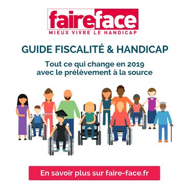 Guide fiscal handicap