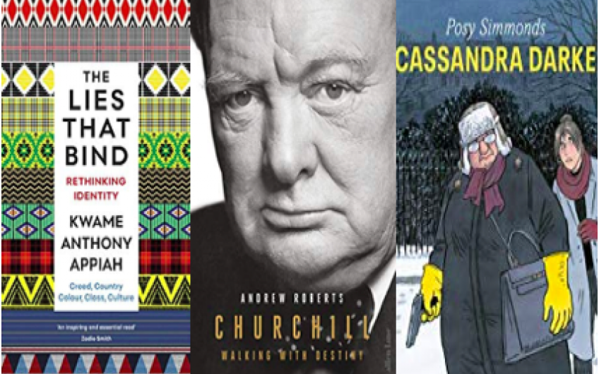 Buy the books reviewed in the December issue at a discounted price via Wordery