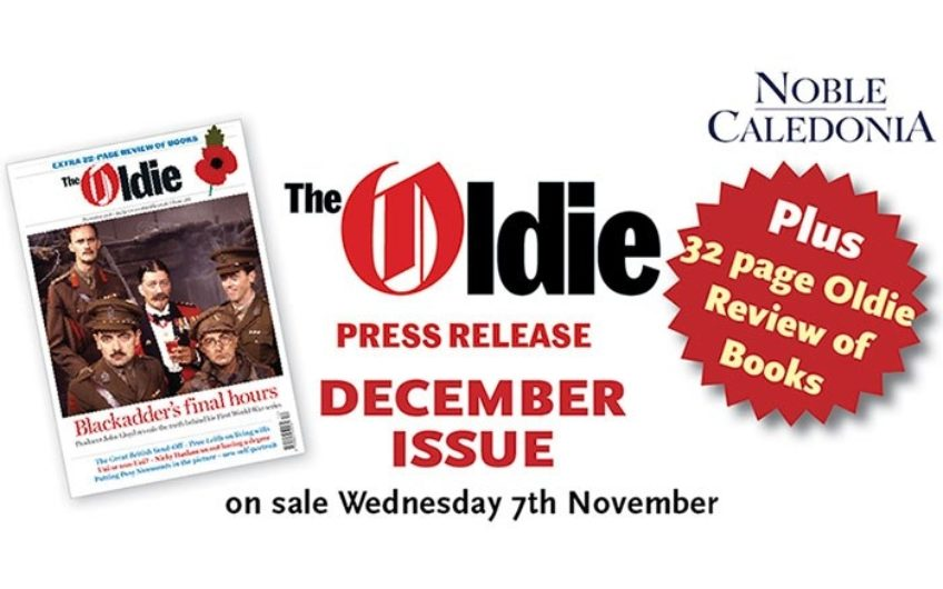 December Issue Press Release