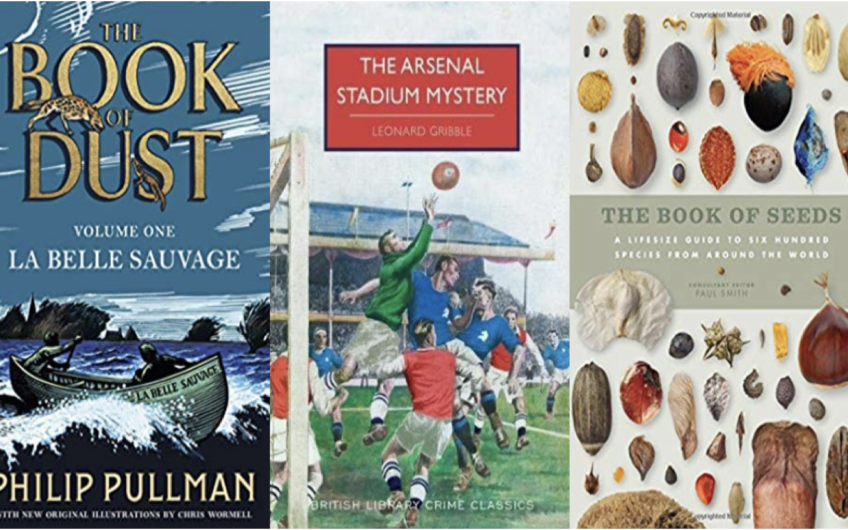 Buy the books from the Christmas Gift Guide 2018 supplement