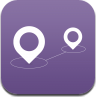 PinPoints – A 2 B Road or Air Travel Route Measurement & Geo Distance Calculator App