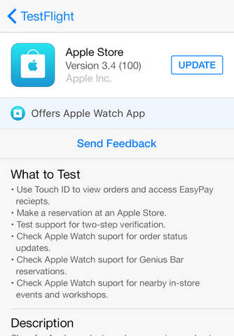TestFlight looking for testers - Beta Family