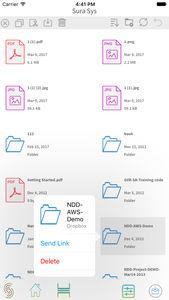 Sura Systems Pvt Ltd, Sharin - Access Transfer View Cloud
