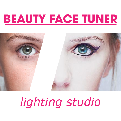 LiForte, Beauty Face Tuner: Lighting studio looking for