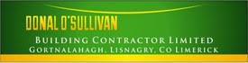 Donal O'Sullivan Building Contractor