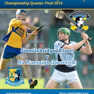 Napiarsaigh matchprogramme