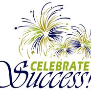 Celebrate success celebrate clipart