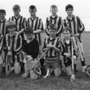 Lisnagry 20ns 20mini 20sevens 20hurling 20team 201992