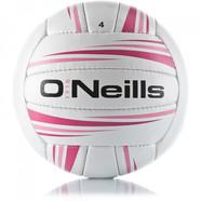 Galic trainer pink ball 1