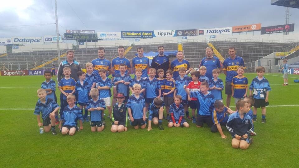 U6s 20  20we 20had 20football 20and 20hurling 20training 20this 20week. 20we 20have 20football e2 80 a6