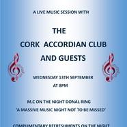 Cork 20accordian 20night