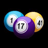 Bingo balls hi res