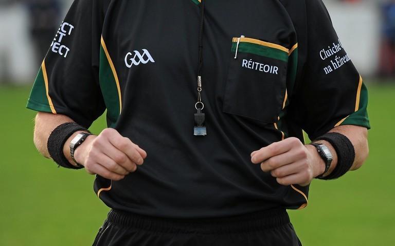 Gaa referee general