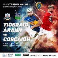 Cork vs tipp 2018 hurling 20poster