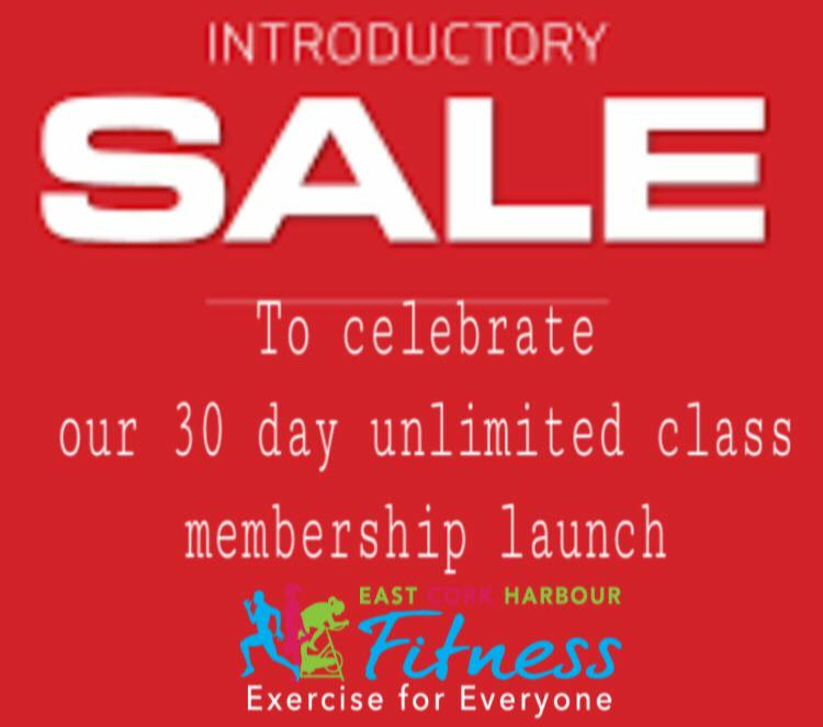 Eastcorkharbourfitnesssale