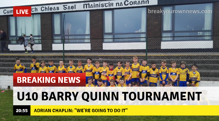 U10 barryquinntournament2018
