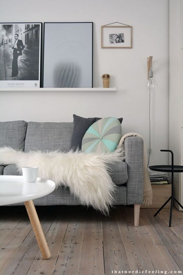 Sheepskins And Sofas The Perfect Partners