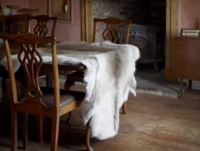 Sheepskins Reindeer Hides And Leather The Fabulous