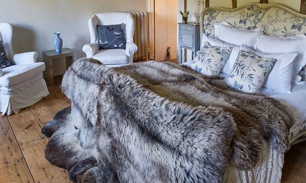 Bespoke, Large Sheepskin Rugs