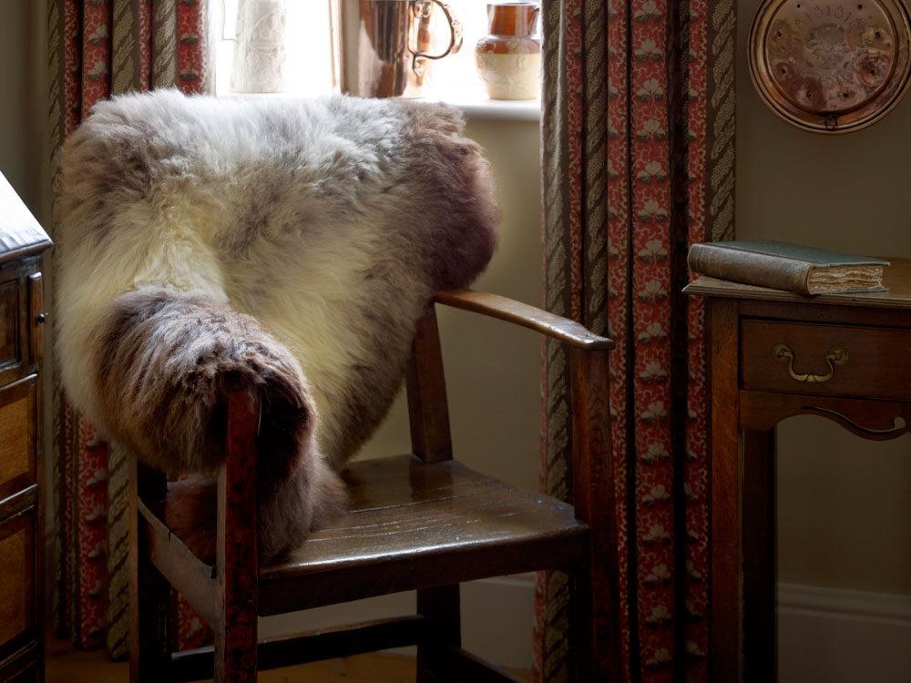 Herdwick Sheepskin Rug Throw