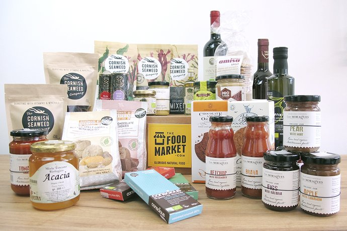 Hamper prize blog