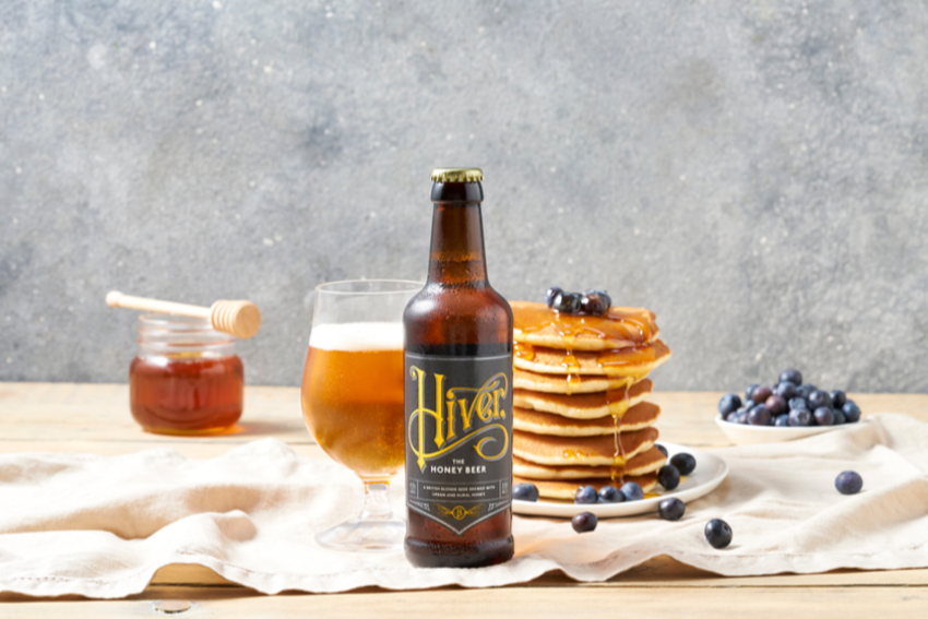 Honey Beer Pancakes