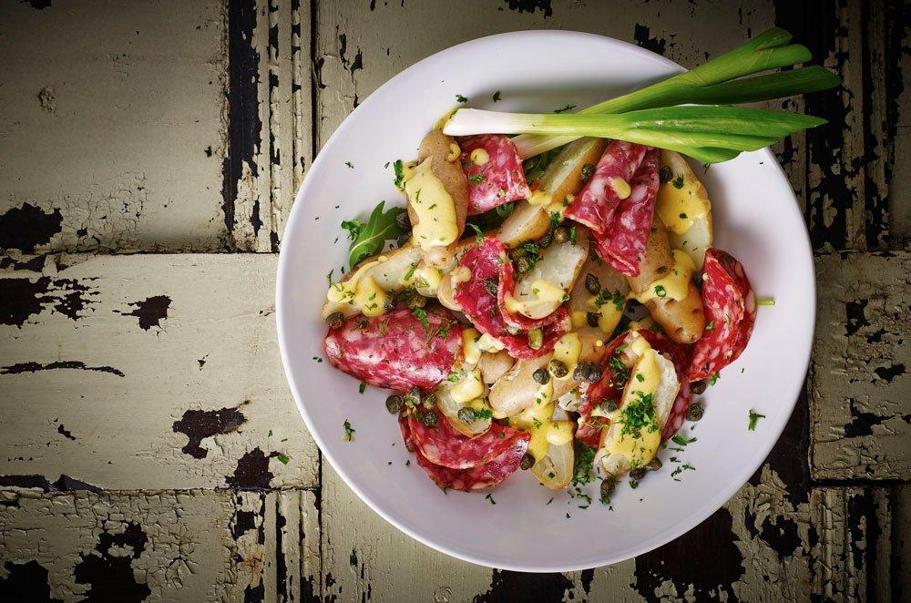 Cumberland salami recipe