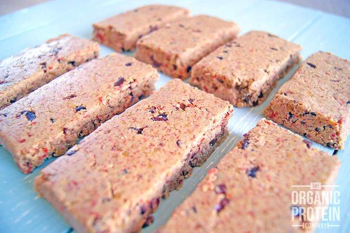Organic protein bars blog