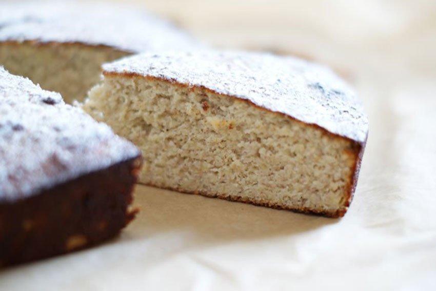 Organic protein co cake