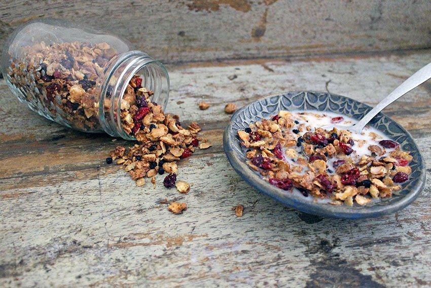 Allergen-free Tiger Nut Granola