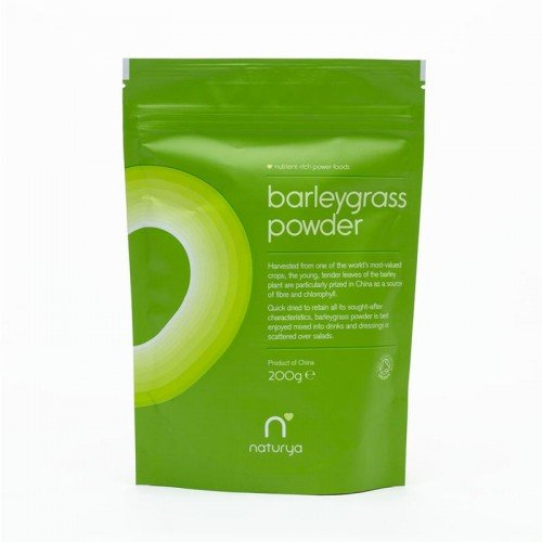 Organic Barleygrass Powder 200g