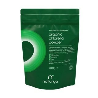 Organic Chlorella Powder 200g