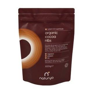 Organic Cocoa Nibs 200g