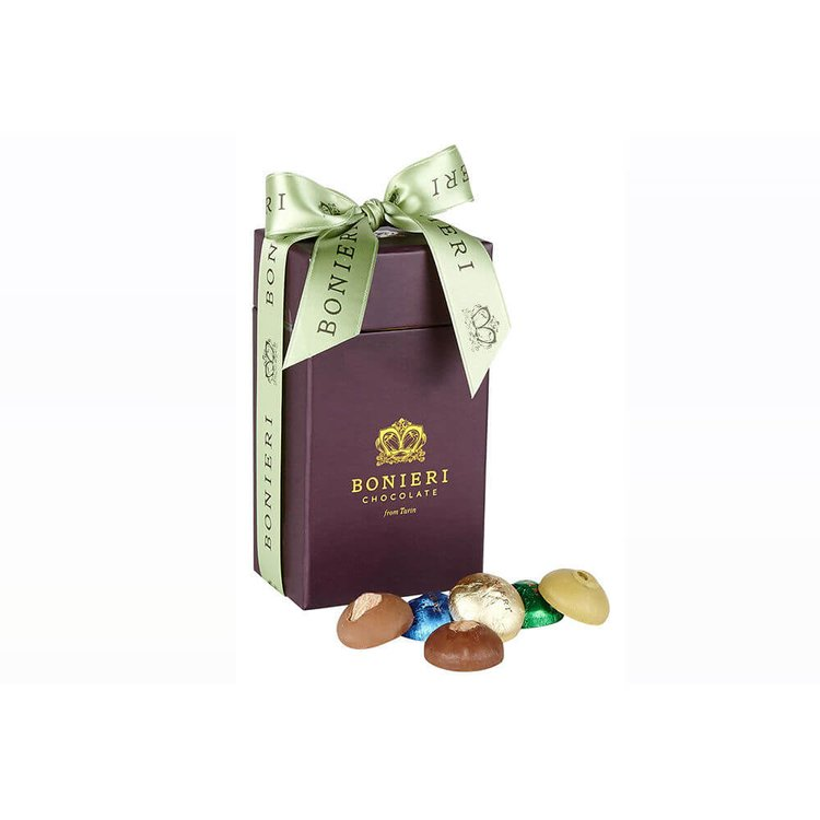 'Bella Box Gemme' Deluxe Chocolate Gift Box Italian Pralines Selection 170g (21 Pieces)