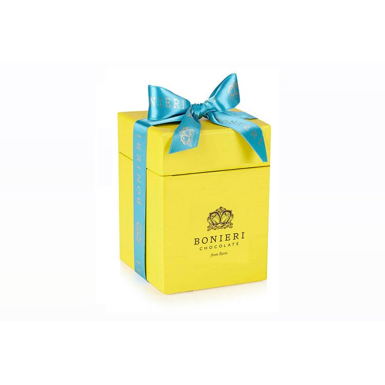 'Bella Box Gianduja' Deluxe Italian Chocolate Gift Box with Pralines Cream Selection 250g