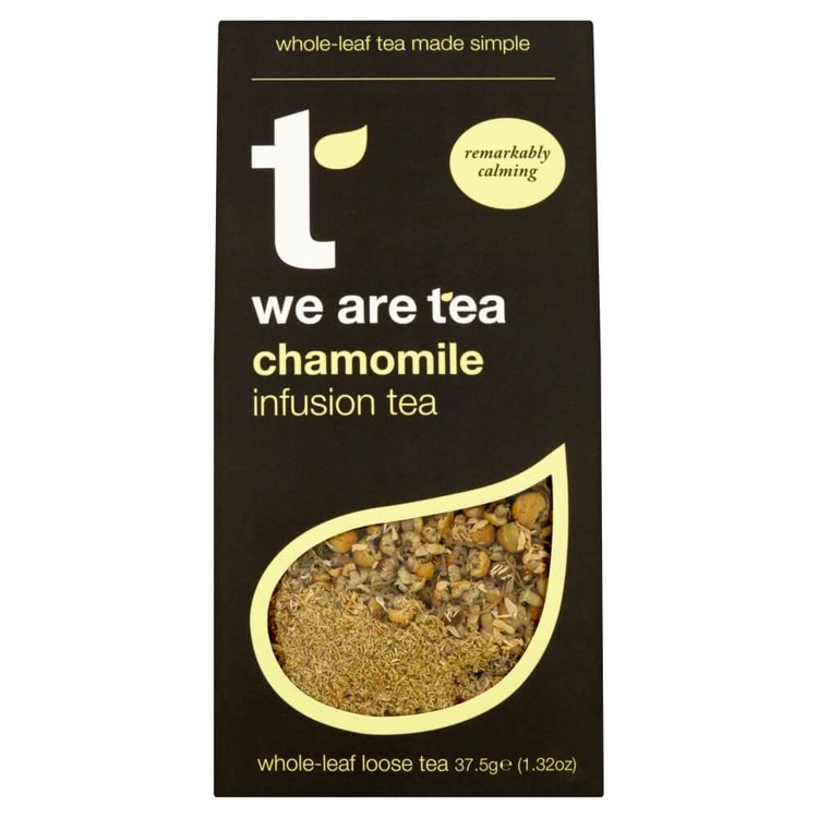 Chamomile Loose Leaf Tea 75g by We Are Tea