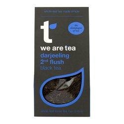 Darjeeling 2nd Flush Loose Leaf Black Tea 75g by We Are Tea