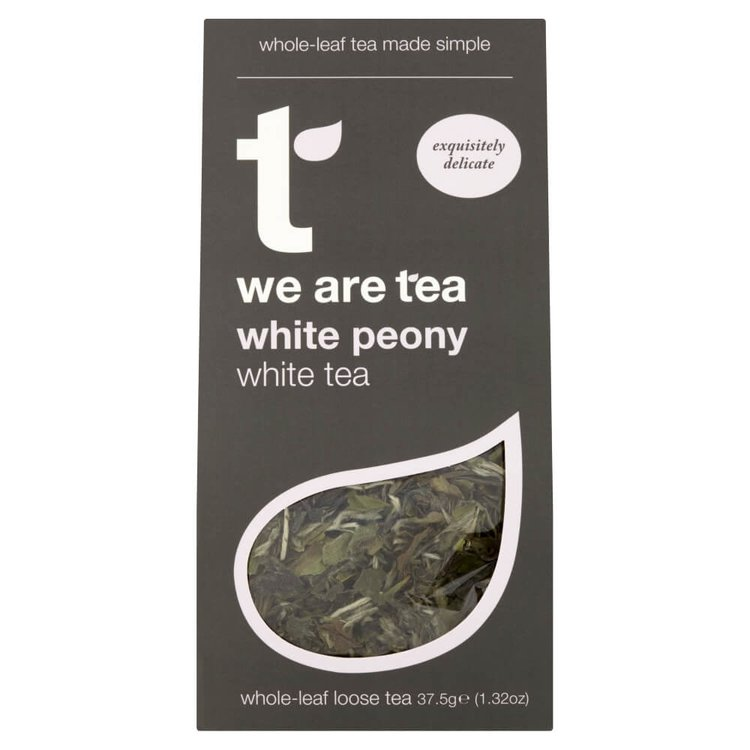 White Peony Loose Leaf White Tea 37.5g by We Are Tea