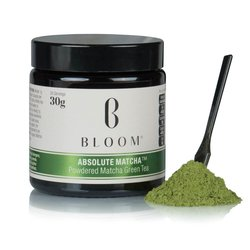 Japanese 'Absolute' Matcha Green Tea Powder 30g (100% Matcha, 30 Servings)