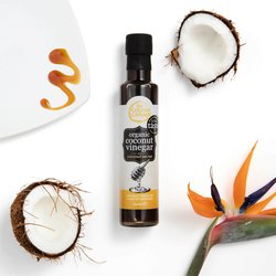 Organic Coconut Vinegar with Coconut Nectar 250ml