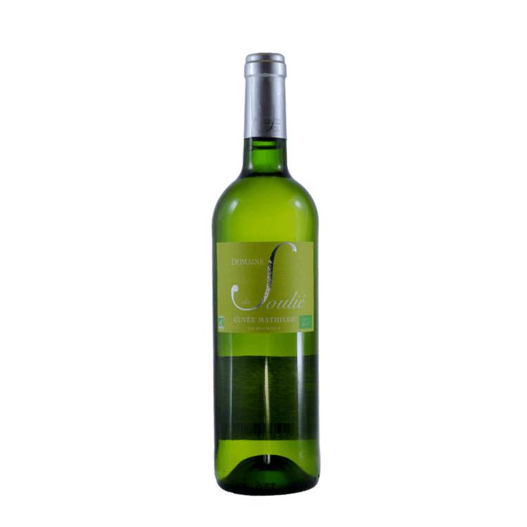 Cuvée Mathilde AOC St Chinian, White Wine 2016 (Organic) Domaine Des Soulie 12% Vol.