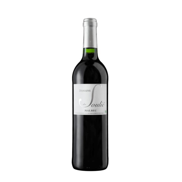 Malbec 2015 Domaine des Soulié, VDP Monts de la Grage, Languedoc (Organic) 12% Vol.