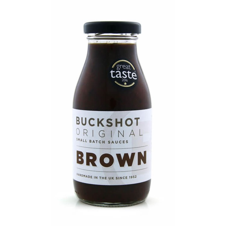 Brown Sauce 250ml (Handmade in the UK)